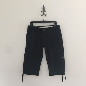 Levi's Dark Blue Bermuda Shorts Size 8